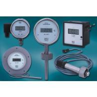 PEQ sanitaire digitale manometers