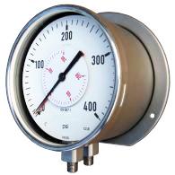 PBB Duplex manometer met dubbel meetsysteem