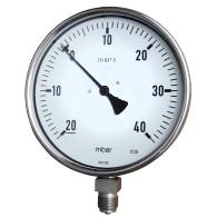 PCX Capsule manometer voor lage druk
