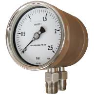 PSD Drukverschil meters